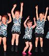 danse moderne enfants sarreguemines